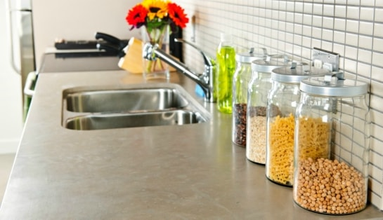 Clean Kitchen tips and tricks